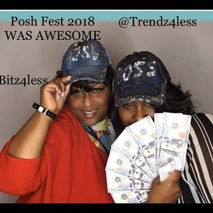 POSH FEST 2018..AWESOME ❤️